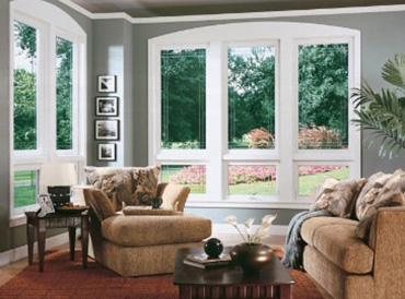 Fairview offers energy-efficient, stylish window designs.