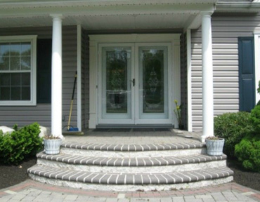Fairview offers custom storm doors and heavy-duty entry doors.