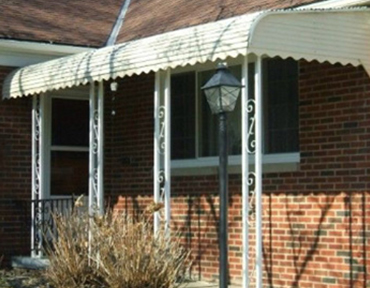 Fairview has a selection of railings, awnings, gutters, downspouts, shutters, and more!