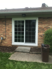 After image of door installation in Bay Village, Ohio by Fairview Home Improvement